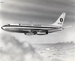 NAC Boeing 737; National Airways Corporation (New Zealand, estab. 1947, closed 1978); 1967; 14-5466