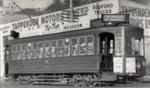 Auckland Trams; Graham C. Stewart (b.1932); 1950s; 08/092/278