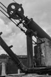 Photograph of coal crane; Les Downey; 1972; 14-3396