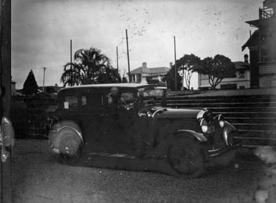 1929 Erskine car; Unidentified; 1930s; 13-2176