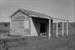 Photograph of goods shed, Mareretu station; Les Downey; 1972-1976; 14-1022