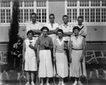 A tennis club; Unidentified; 1930s; 13-2004