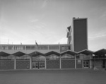 Christchurch Airport; Mannering and Associates Limited; 1960s; 08/117/945
