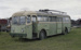 Photograph of trolleybus; Les Downey; 1972-1976; 14-4082