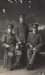 Photograph of three soldiers; Unidentified; 13-1100