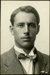 Black and white studio portrait of Ivo Carr; Circa 1918; 04/071/044