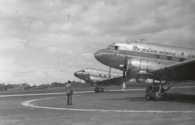 NAC Douglas DC-3; Whites Aviation Limited; Nov 1949; 14-5771