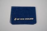 Card Wallet [Air New Zealand]; Air New Zealand Limited (New Zealand, estab. 1965); 2016.109.20