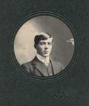 Portrait photograph of a man; J. E. Gig; 13-1055