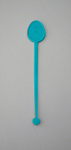 Swizzle Stick [Air New Zealand]; Air New Zealand Limited (New Zealand, estab. 1965); 2016.33.2