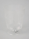 Wine Glass [NAC]; A.H.L. Plastic Products Moulding Co.; National Airways Corporation (New Zealand, estab. 1947, closed 1978); 2016.149.5
