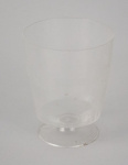Wine Glass [NAC]; A.H.L. Plastic Products Moulding Co.; National Airways Corporation (New Zealand, estab. 1947, closed 1978); 2016.149.12