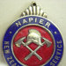 Badge [Napier NZ Fire Service]; 1982.53.17