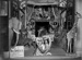 Advertising display for travelling circus created in retail entrance; Unidentified; 1930s; 13-2180