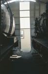 Photograph inside MOTAT engine shed; Les Downey; 1985?; 14-4489