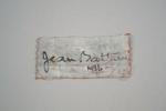 Autograph [Jean Batten]; Jean Batten (New Zealand, b.1909, d.1982); 1936; 2003.512