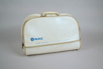 Airline Bag [NAC]; National Airways Corporation (New Zealand, estab. 1947, closed 1978); 2012.165