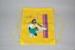 Stringtie Bag [Air New Zealand, Disney's Goofy]; Air New Zealand Limited (New Zealand, estab. 1965), The Walt Disney Corporation (estab. 1923); 2016.42