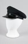 Uniform Hat [Assistant Guard's cap]; New Zealand Rail, Hills Caps Limited (New Zealand, estab. 1875); 2014.342