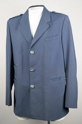 Uniform Jacket [Rail]; F219.2001