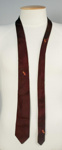 Uniform Necktie [Air India]; Air India (India, estab. 1932); The Tie Shop (United States of America); 2004.601