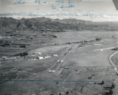Nelson Airport; Whites Aviation Limited; Aug 1960; 14-6492