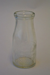 Bottle [Milk Bottle]; Stonex Bros (New Zealand, estab. 1901, closed 1971); 2015.115