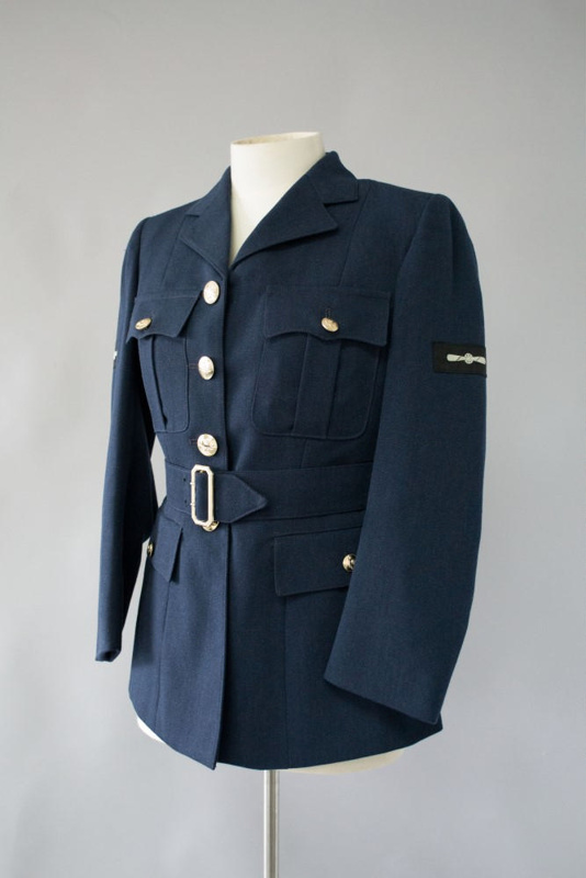 Uniform Tunic New Zealand Womans Auxiliary Airforce -6805