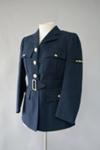 Uniform Tunic [New Zealand Woman's Auxiliary Airforce]; New Zealand. Royal New Zealand Air Force (New Zealand, estab. 1937), Londonwear (New Zealand); Circa 1942-Circa 1943; 2004.283