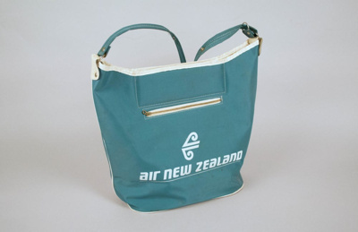 Airline Bag [Air New Zealand]; Air New Zealand Limited (New Zealand, estab. 1965); 2011.355