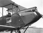 MacRoberston Trophy Air Race 1934, Frank Stewart flew on to Auckland in