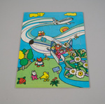 Jigsaw Puzzle [Air New Zealand]; Air New Zealand Limited (New Zealand, estab. 1965); 2016.110