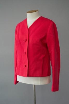 Uniform Jacket [National Airways Corporation]; National Airways Corporation (New Zealand, estab. 1947, closed 1978); 1970-1976; 2016.35.20
