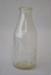 Bottle [Milk Bottle]; Auckland Milk Company Ltd; 2015.118.3
