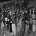 Last tram, no. 142, to Owairaka; Graham C. Stewart (b.1932); 06-1012