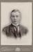 Photograph of a man; F. E. Tomlinson; 13-1103