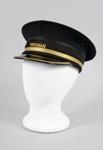 Uniform Hat [Traffic Foremans Cap]; New Zealand Rail, Hills Caps Limited (New Zealand, estab. 1875); 2014.350