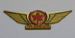 Lapel Badge [Air Canada]; Air Canada (Canada, estab. 1936); 2003.94.2