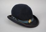 Uniform Hat [Air New Zealand]; Air New Zealand Limited (New Zealand, estab. 1965); Koru Collection (New Zealand); 1992-2005; 2015.92.17