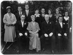 Wedding portrait; Unidentified; 1930s; 13-2256