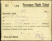 Passenger flight ticket; 1924; 04/077/163