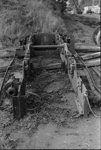 Photograph of B locomotive frames; Les Downey; 1972-1976; 14-1795