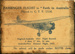 Passenger flight ticket; 1933; 04/077/162