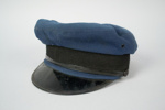Uniform Hat [Air New Zealand]; Air New Zealand Limited (New Zealand, estab. 1965); 1981.394.1