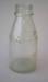 Bottle [Milk Bottle]; N.Z. Co-Op. Dairy Co. Ltd.; 2015.119.2