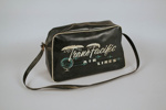 Airline Bag [Trans Pacific Airlines]; Aloha Airlines (United States of America, estab. 1946, closed 2008); 1946; 2011.356