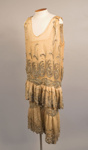 Dress [Evening Gown]; Circa 1920; 1997.3