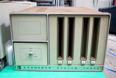 Computer Drive [Cromemco System Three]; Cromemco (estab. 1974); 2015.24