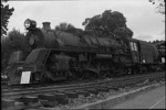 Photograph of locomotive J 1236; Les Downey; 1972-1976; 14-1037