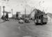Overhead wire maintenance; Graham C. Stewart (b.1932); 1950s; 08/092/064